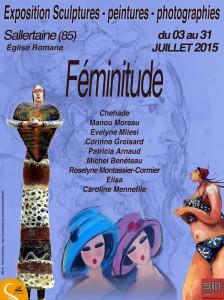 -Feminitude Sallertaine OK